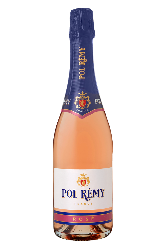 Pol Remy Sparkling Rose NV (6 x 750mL) France