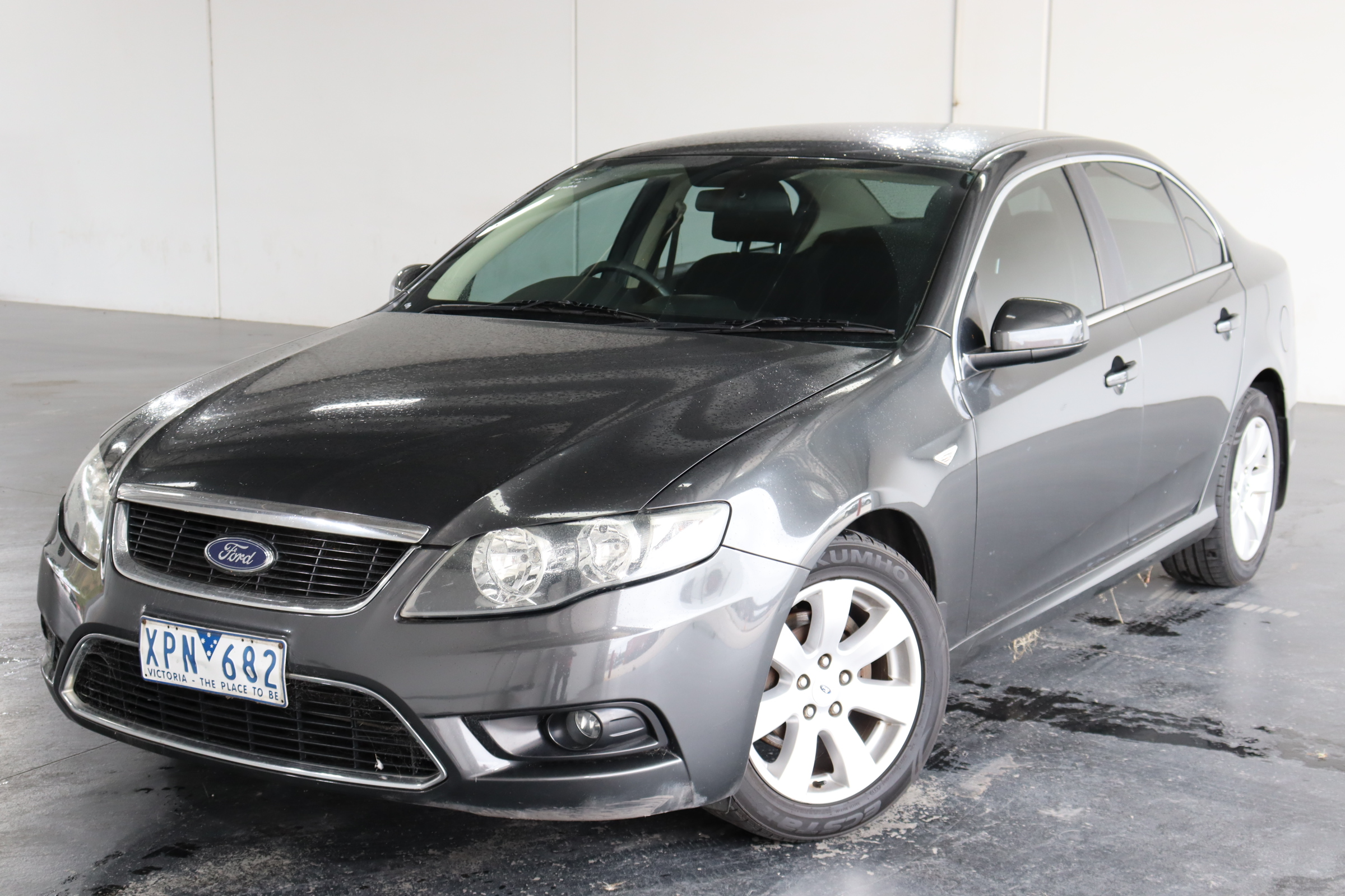 2010 Ford Falcon G6 FG Automatic Sedan