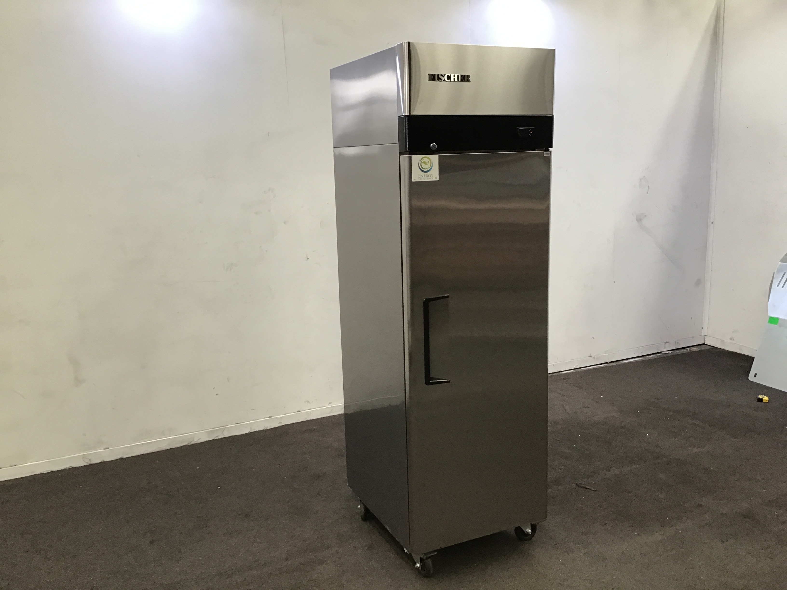 Fischer SST400F Single Door Freezer
