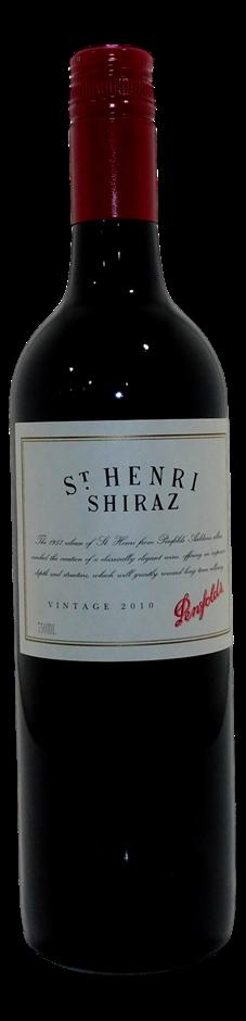 Penfolds St Henri Shiraz 2010 (1x 750mL), SA