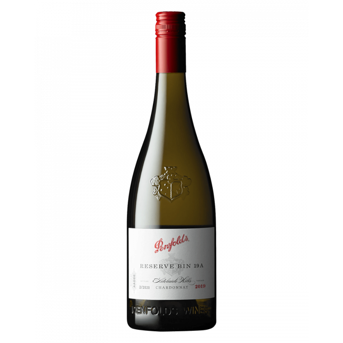Penfolds Bin 19A Chardonnay 2019 (6x 750mL), SA