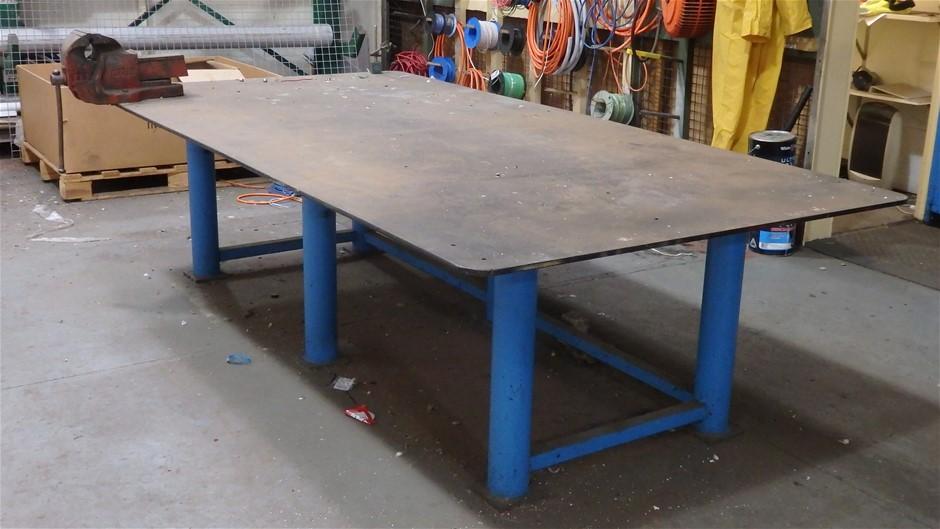 Steel Heavy Duty Bench / Welders