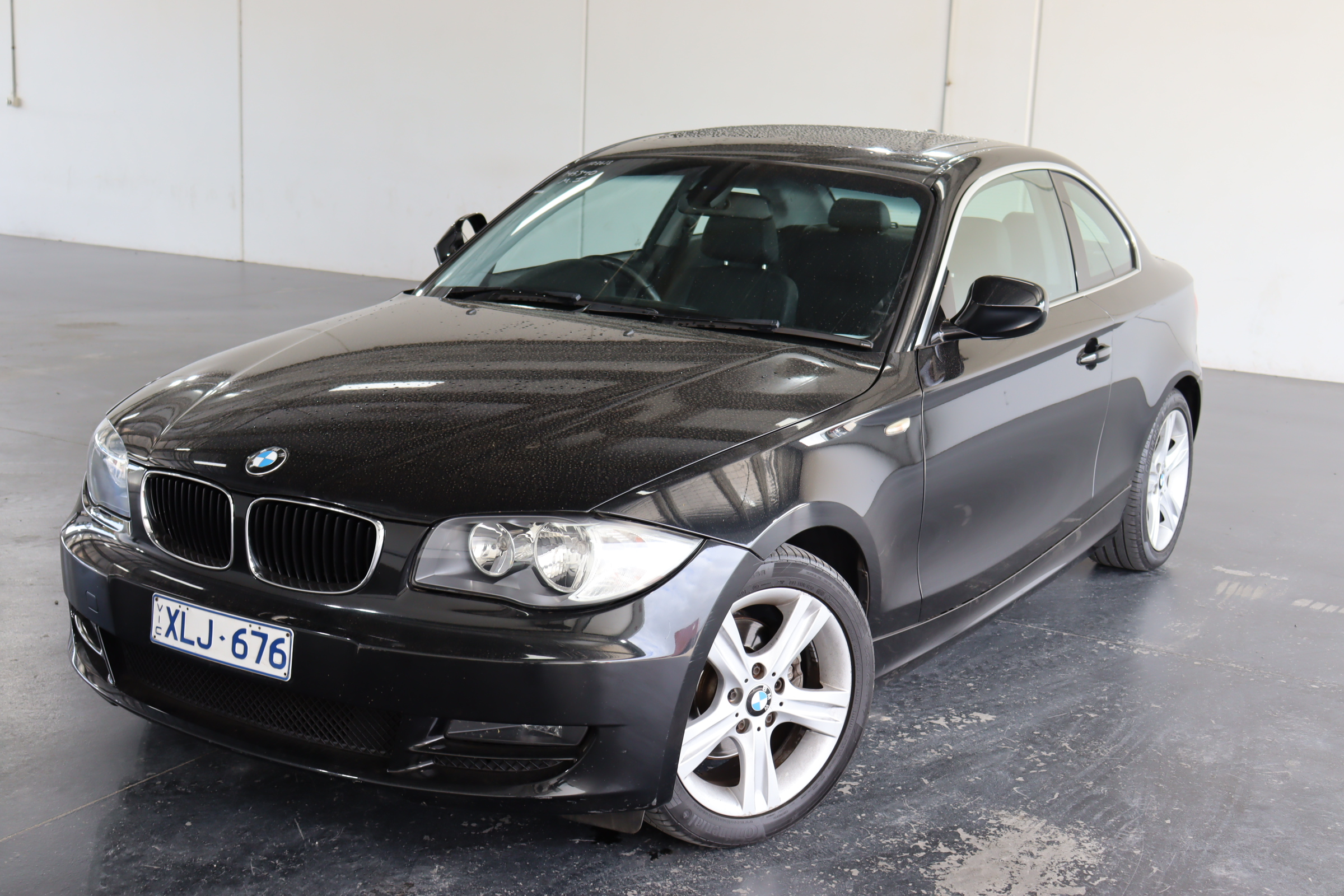 2010 BMW 1 25i E82 Automatic Coupe