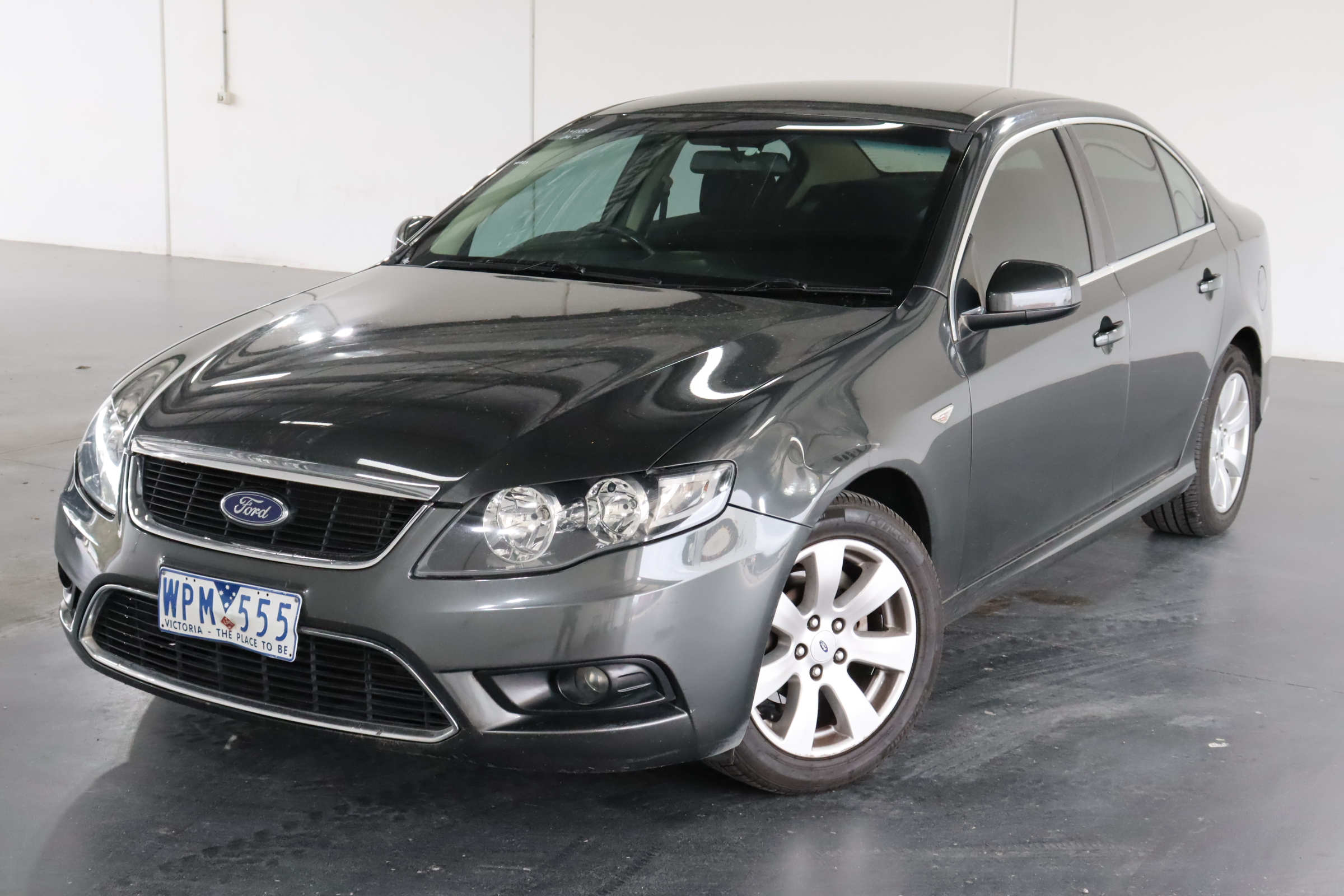 2008 Ford Falcon G6 FG Automatic Sedan