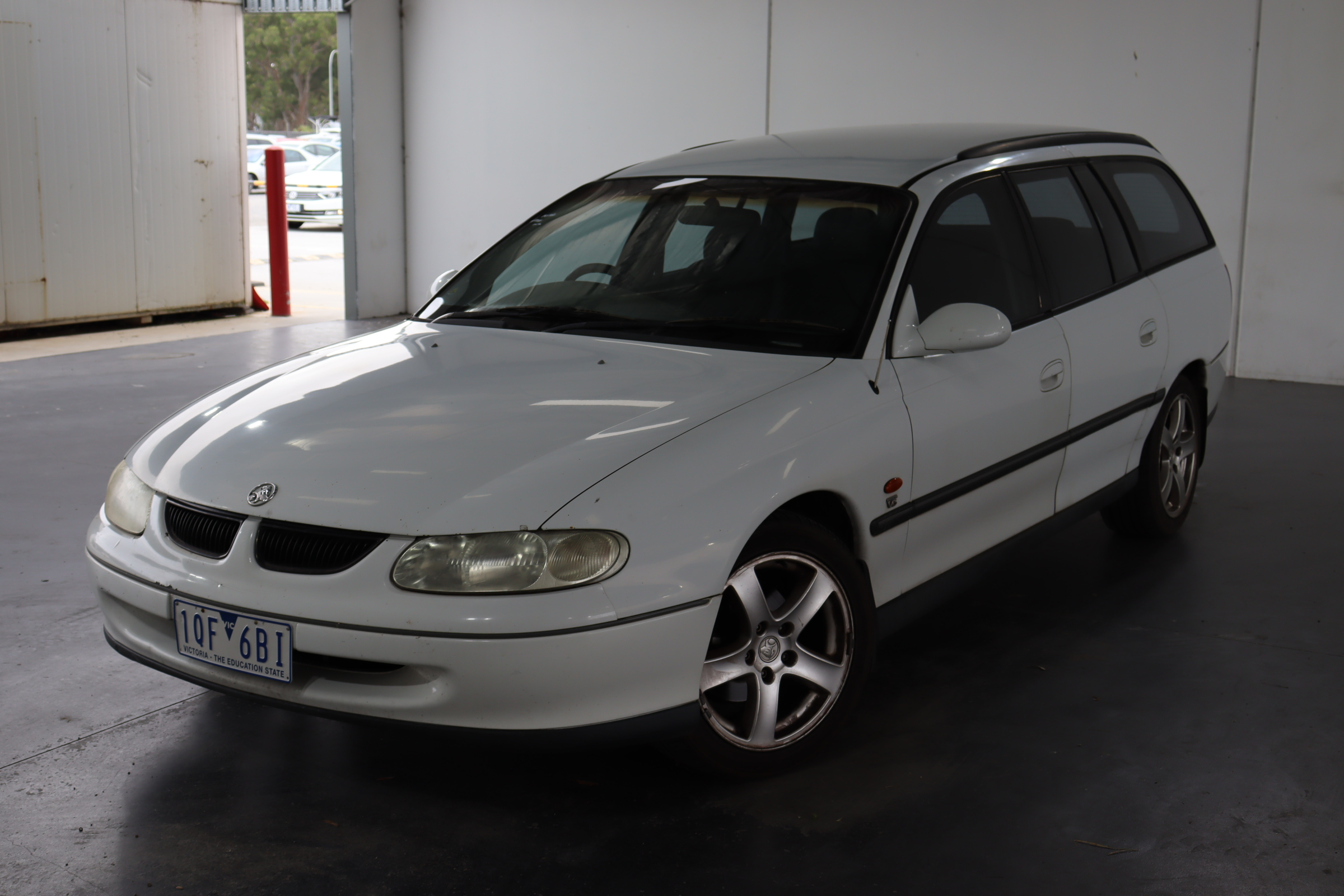 1997 Holden Commodore Acclaim VT Automatic Wagon