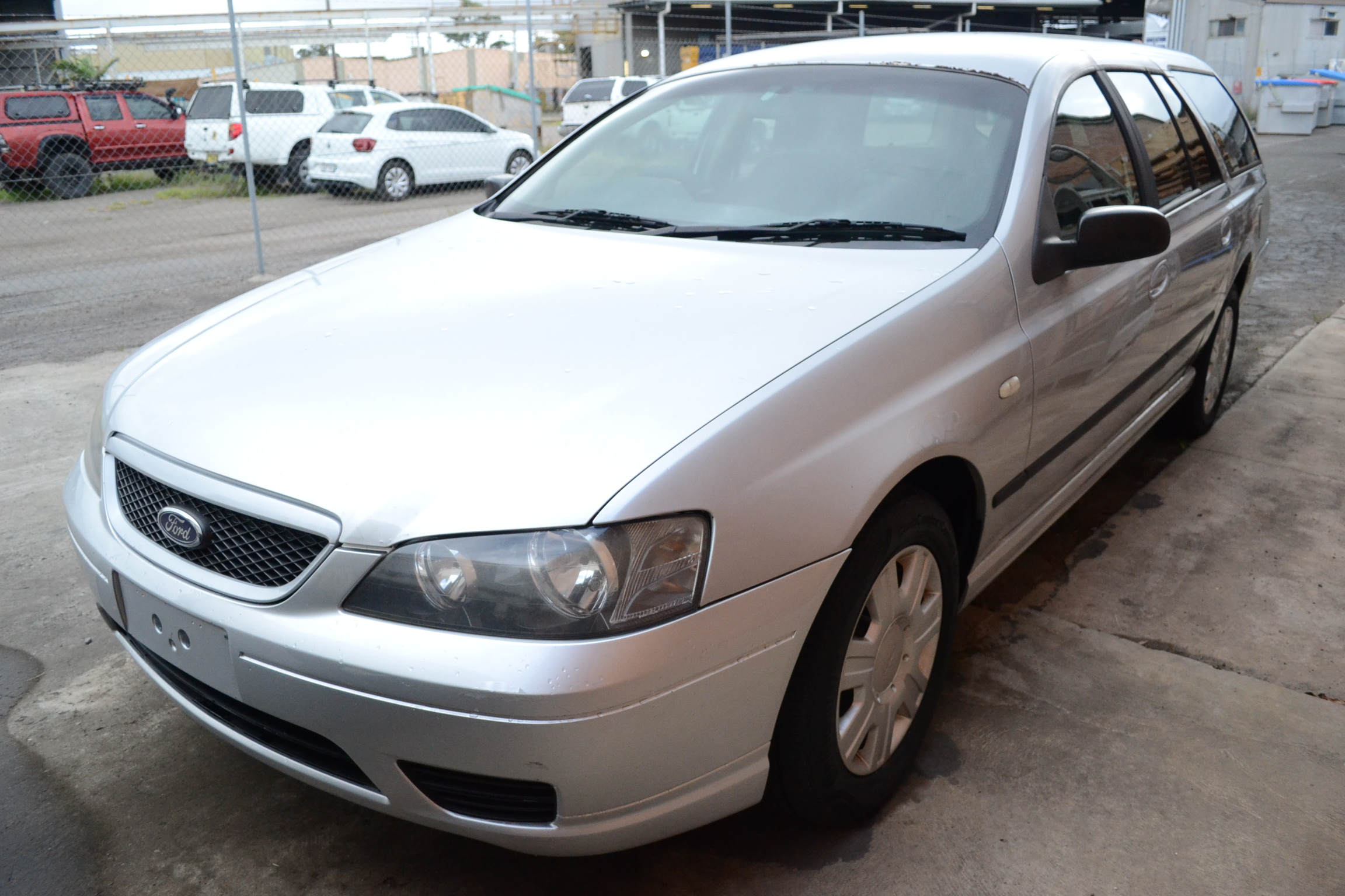 2005 Ford Falcon Futura BF Automatic Wagon