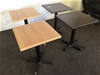 <p><b>Qty 4 x Cafe Tables </b></p>