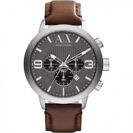 Casually smart Armani Exchange New Men's Watch