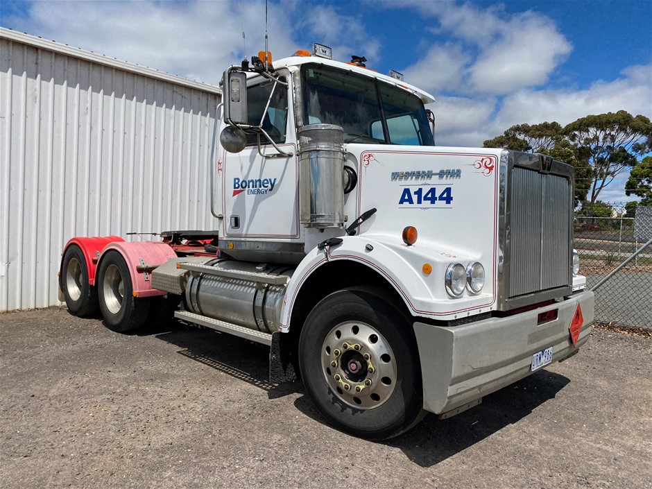 2007 Western Star 4800FX Prime Mover Truck