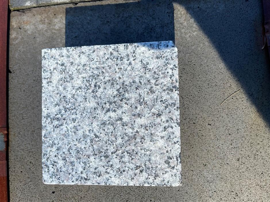 Pallet of Granite Pavers