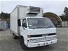 1993 Isuzu  NPR200 4 x 2 Refrigerated Body Truck