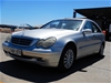 2000 Mercedes Benz C180 Classic W203 Automatic Sedan