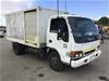 2000 Isuzu  NPR Turbo 4 x 2 Pantech Truck