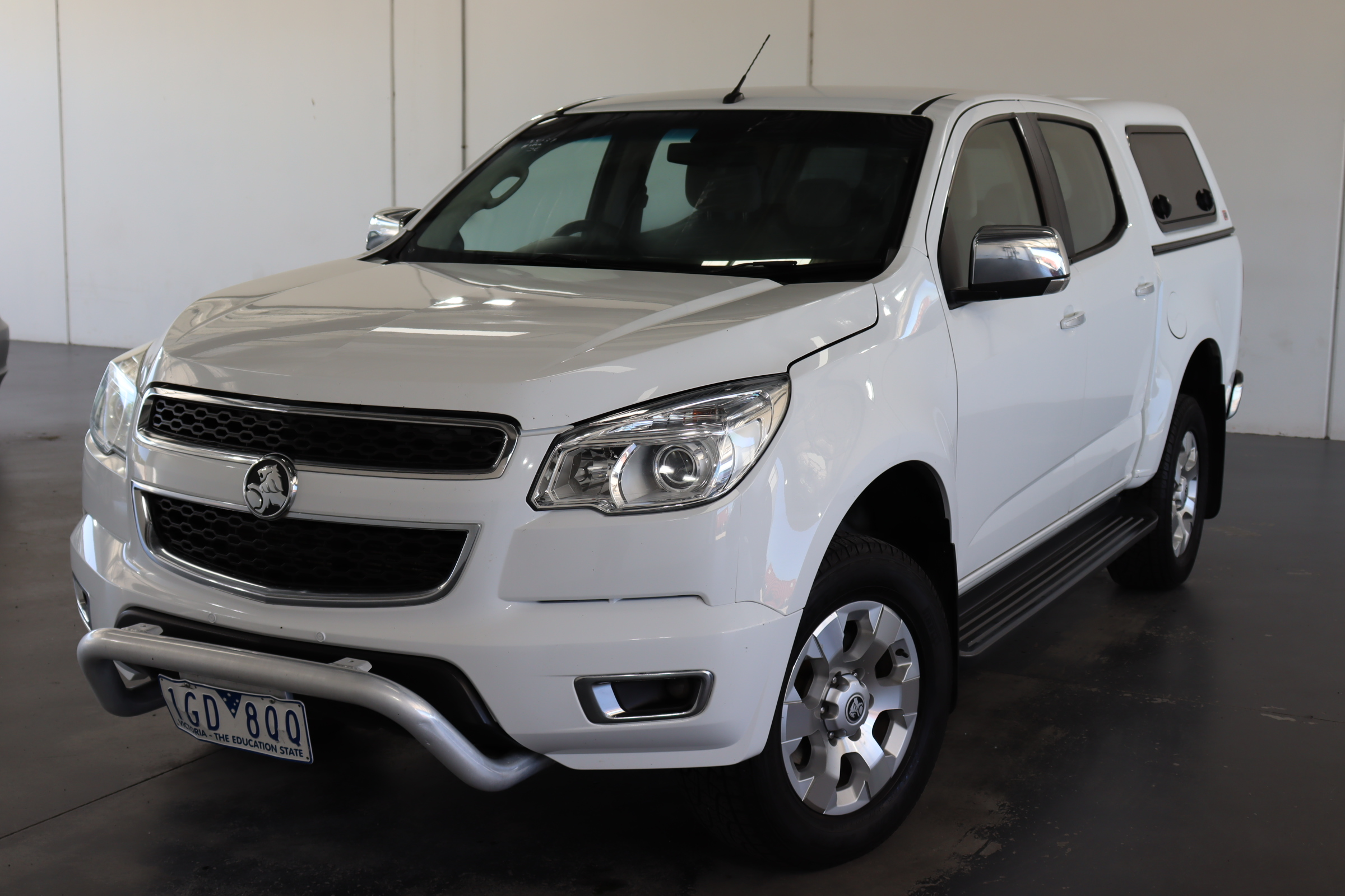 2015 Holden Colorado 4X2 LTZ RG Turbo Diesel Automatic Dual Cab