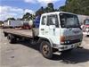 1991 Hino FF 4 x 2 Tray Body Truck