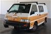2010 Mitsubishi Express SWB SJ Manual Camper Van