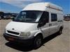 2001 Ford Transit MID (LWB) VH Turbo Diesel Manual Van