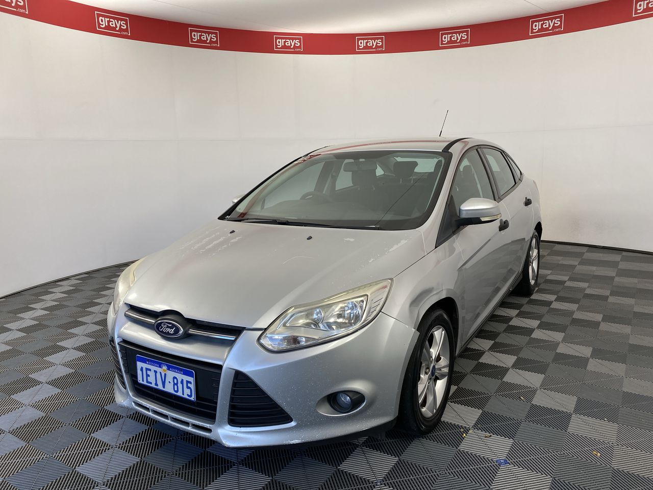 2012 Ford Focus Ambiente LW Automatic Sedan (WOVR-Inspected)