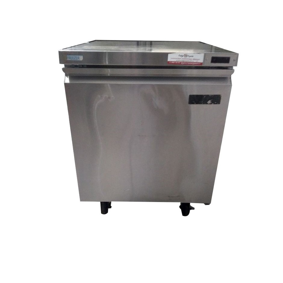 Single Bar Door Freezer