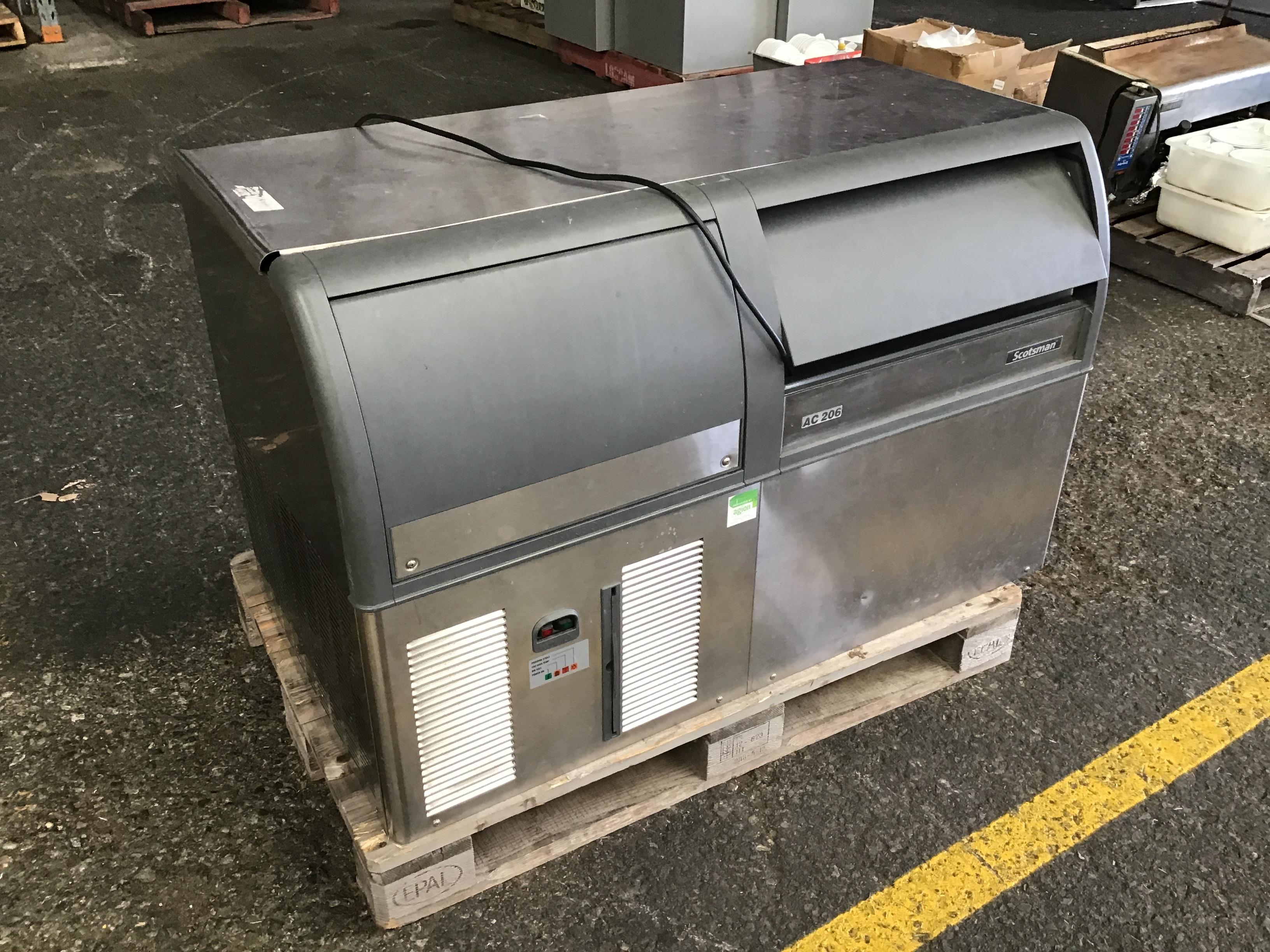 Scotsman Ice ACS 206 AS 230/50/1 Ice Machine