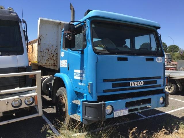 2006 Iveco ACCO ACCOF 2350 2603 5.00 M 6 x 4 Tray Body Truck