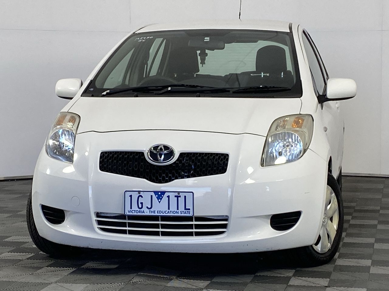 2006 Toyota Yaris YR NCP90R Automatic Hatchback (WOVR Inspected)