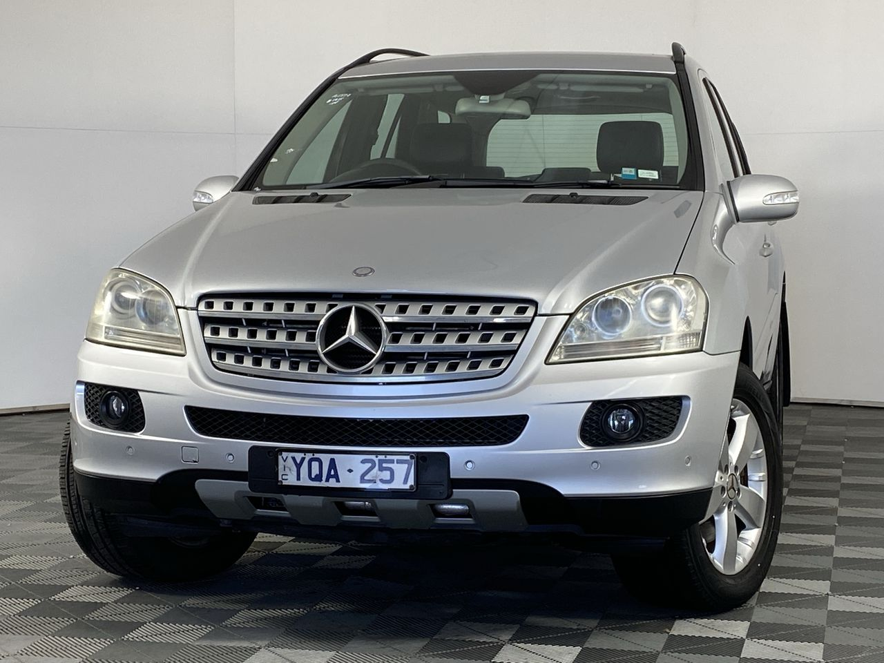2006 Mercedes Benz ML320CDI W164 Turbo Diesel Automatic Wagon
