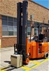 2010 Bendi B31372 Electric Multi-Purpose Articulated Ride On Forklift