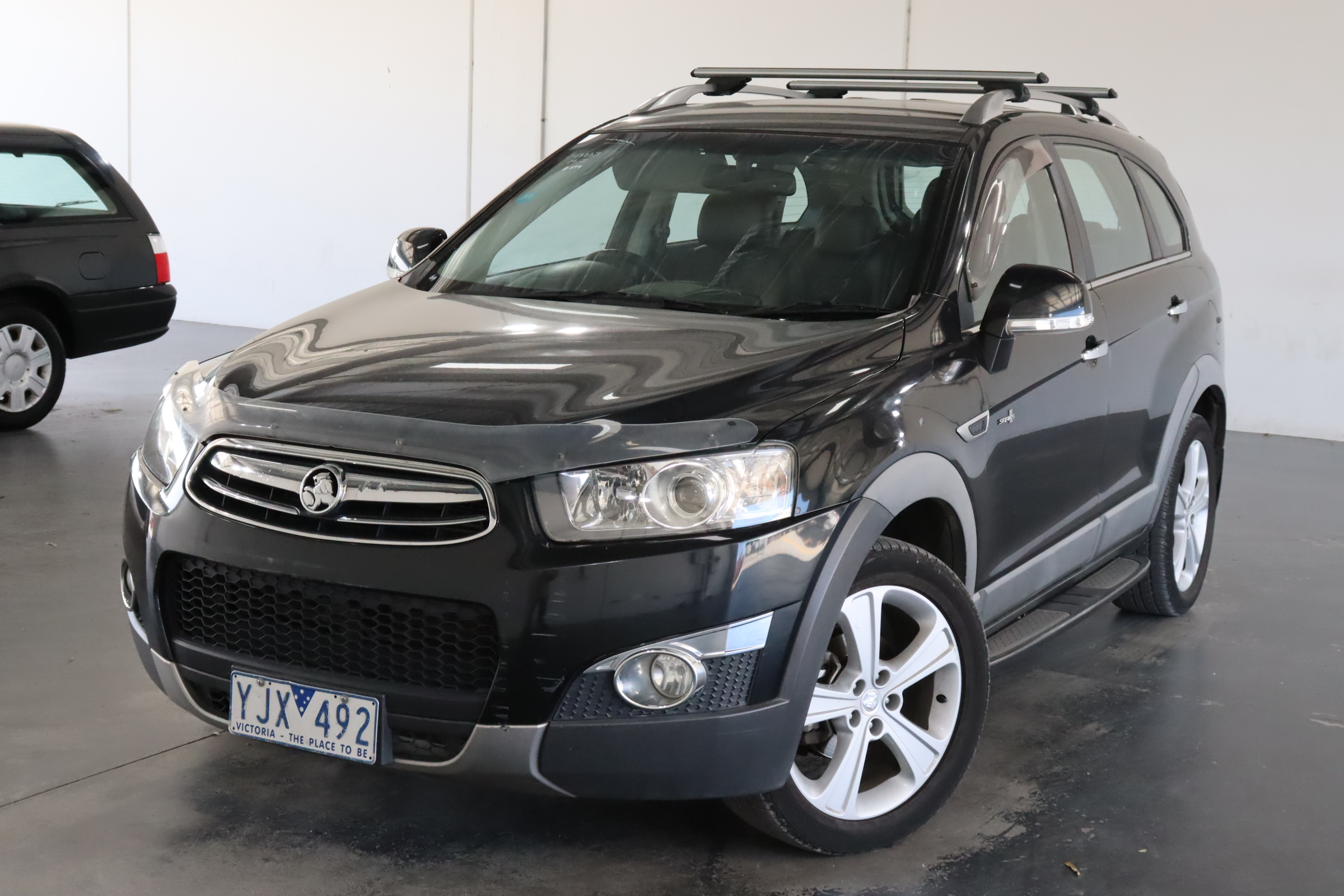 2011 Holden Captiva 7 LX AWD CG II Turbo Diesel Automatic 7 Seats Wagon