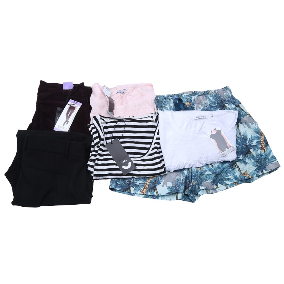 6 x Mixed Women`s Clothing, Comprised: Advent, Buffalo & More, Size S. Buye