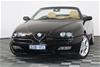 2003 Alfa Romeo Spider V6 Manual Convertible