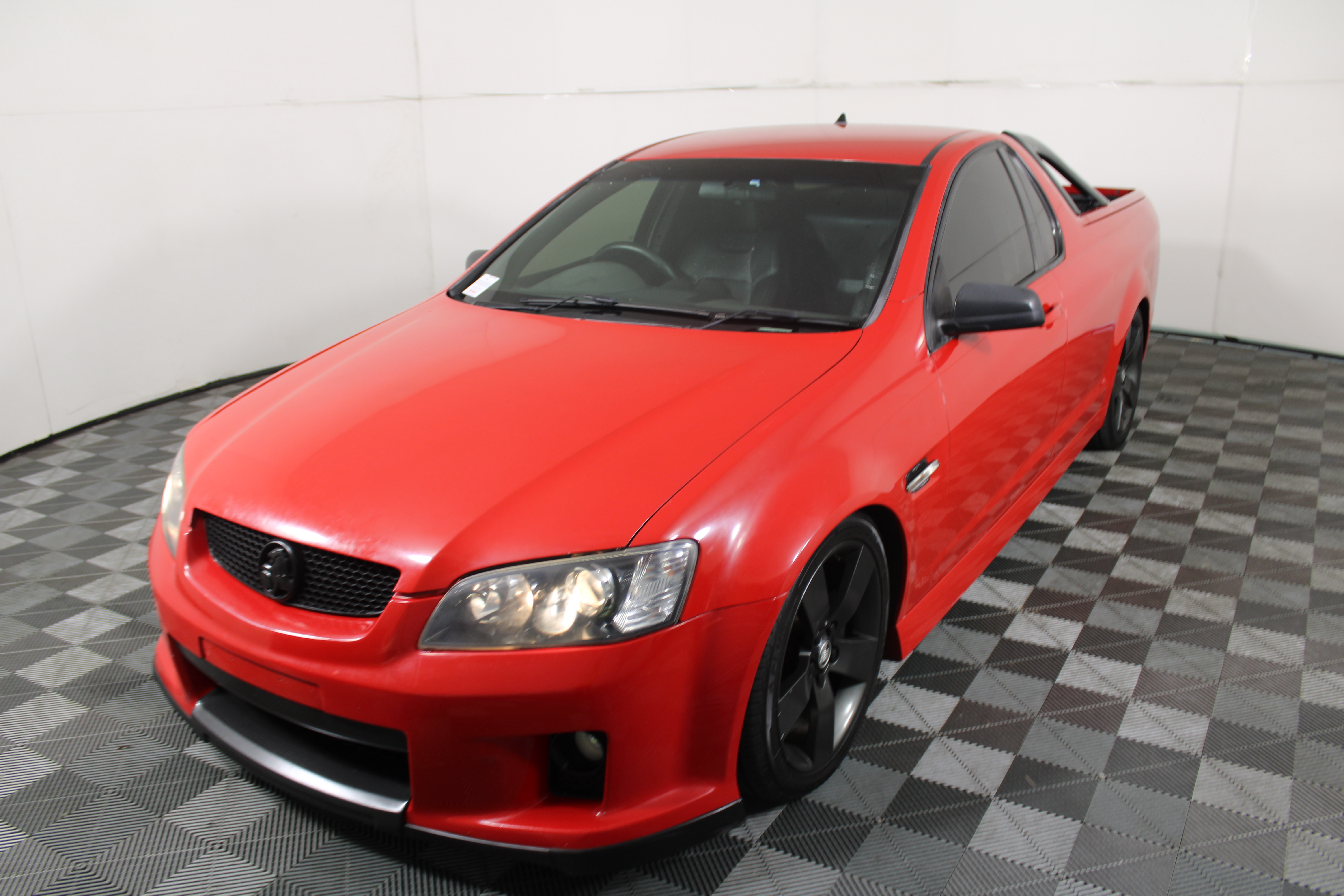 2008 Holden Commodore VE SV6 Manual Ute, 62,972km