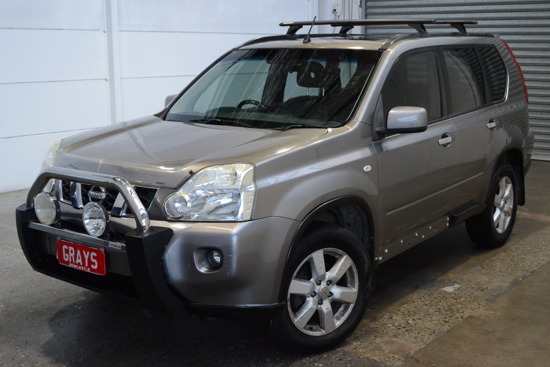2009 Nissan X-Trail TL (4x4) T31 Turbo Diesel Manual Wagon