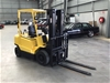 Hyster H2.50DX Counterbalance Forklift