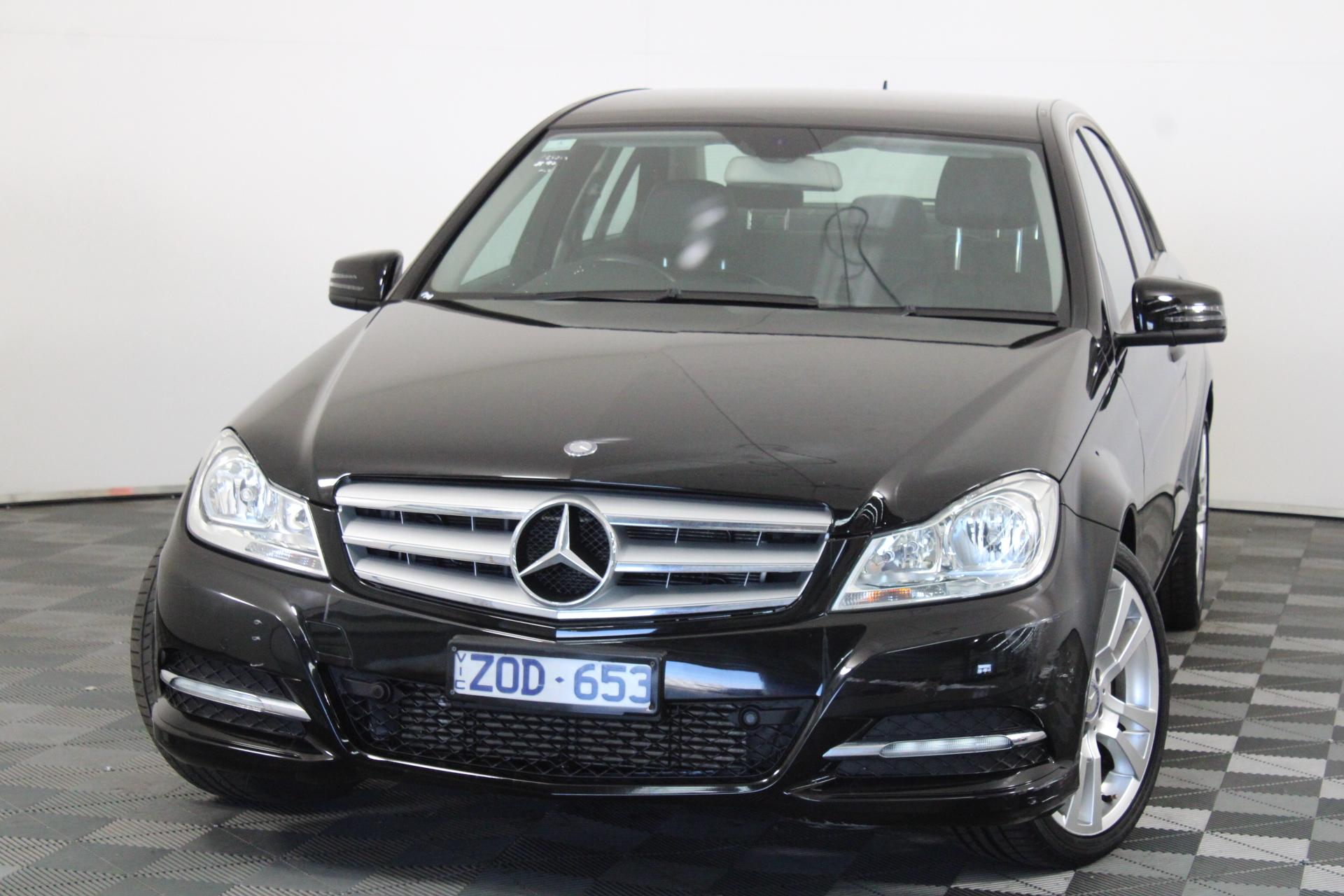 2012 Mercedes Benz C200 BE W204 Automatic Sedan