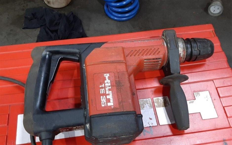 Breaker Drill - Electric - HILTI TE35