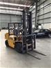 Komatsu FG35Z Counterbalance Forklift
