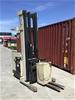 Crown 30RDTT270 Reach Forklift