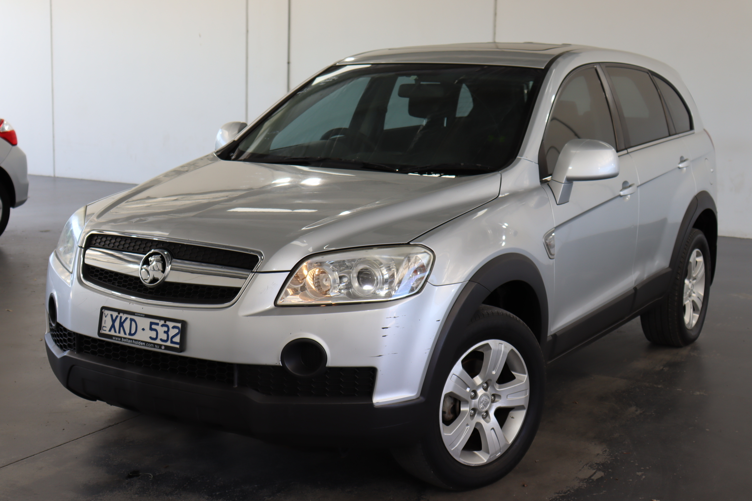 2010 Holden Captiva SX (FWD) CG Turbo Diesel Automatic 7 Seats Wagon