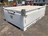 Unused 6300 Litre Bunded Fuel Storage Cube / Tank