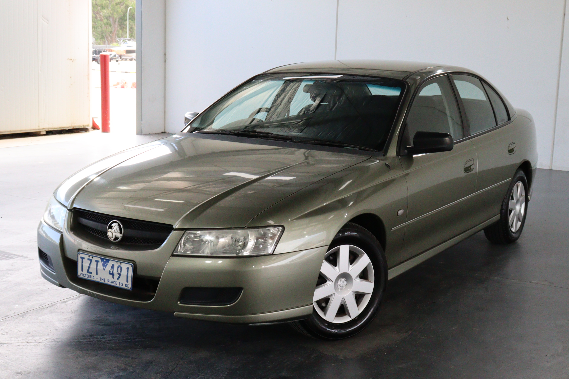 2006 Holden Commodore Executive VZ Automatic Sedan