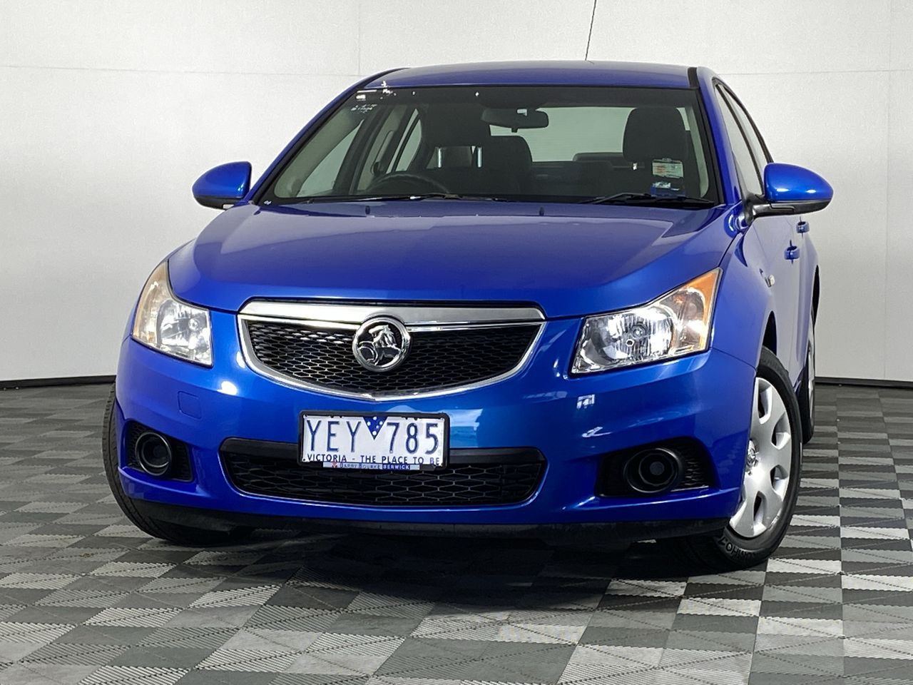2011 Holden Cruze CD JH Automatic Sedan