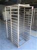 Stainless Steel Baker Trolley, 15 Tray Capacity