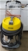 Pullman WD60LSS0 60L Mobile Wet & Dry Vacuum