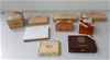 Bulk Lot Of Assorted Empty Cuban Cigar Boxes