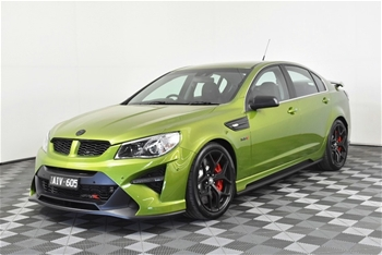 2017 HSV GTSR W1 - Pilot Vehicle E#002