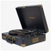 mbeat Woodstock 2 Black Retro Turntable Player