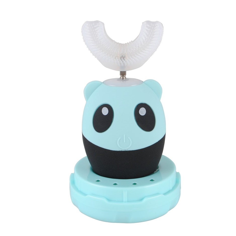 Kids Children 3-MODE Sonic Electric Auto Toothbrush Oral Care Age 2-7