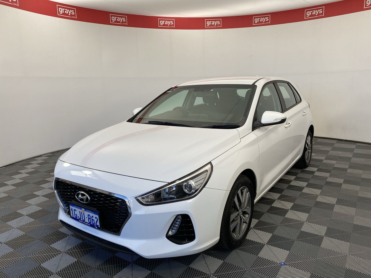 2017 Hyundai i30 Active PD Automatic Hatchback