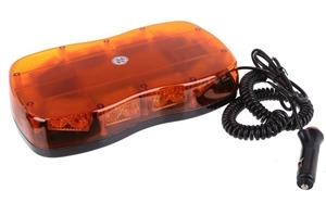 Slimline LED Strobe Light 12V & 24V, Mag